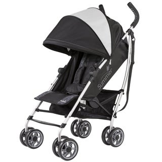 Summer Infant 3D Zyre Convenience Stroller in Glacier Gray