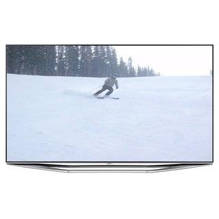 Samsung H7100 65-inch 3D 1080P 240Hz Ultra Slim Smart LED HDTV- Refurbished