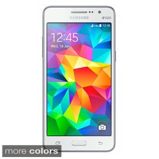 Samsung Galaxy Grand Prime Duos G530H Unlocked GSM Quad-Core Android Phone