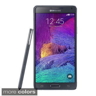 Samsung Galaxy Note 4 N910H 32GB Unlocked GSM Octa-Core Cell Phone