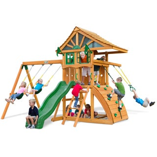 Gorilla Playsets Ovation Swing Set
