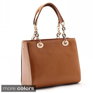 Eastide 'Banquet Queen Lady' Leather Tote Bag