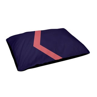 28x48-inch Outdoor Arrow Geometric Dog Bed