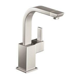 Moen S5170SRS 90-degree Stainless 1-handle High Arc Bar Faucet