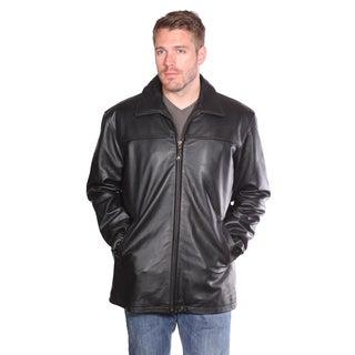 NuBorn Leather Zachary Leather Hipster Jacket