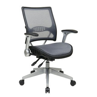SPACE 67 Series Breathable Air Grid Back and Seat