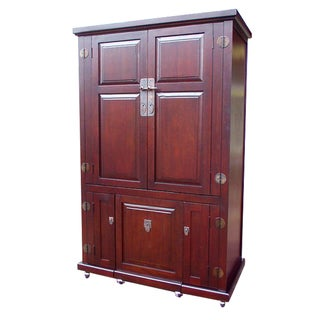 D-Art Computer Armoire with Roll-away Seat (Indonesia)