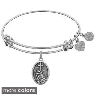Angelica Faith Charm Bangle Bracelet