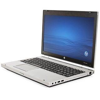 HP EliteBook 8560P Intel Core i7 Quad 2.2GHz 128GB SSD 15.6-inch Laptop Computer (Refurbished)