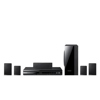Samsung HT-E550 1000W 5.1 DVD Home Theater System (Refurbished)