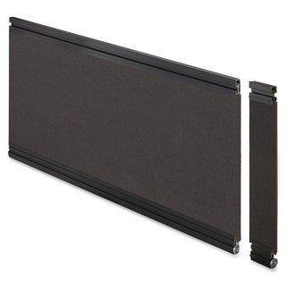 Lorell 30-inch Wide Fabric Desktop Panel System