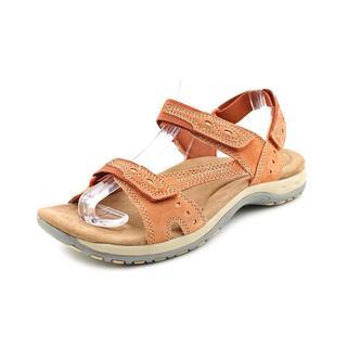 Earth Origins Women's 'Barkley' Regular Suede Sandals