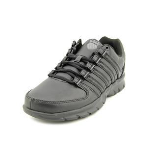 K-Swiss Men's 'Trinzler' Leather Athletic Shoe
