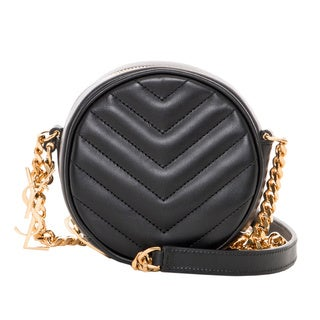 Saint Laurent Small Monogram Bubble Bag