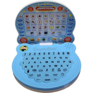 DimpleChild Children's Educational Learning Monkey Toy Laptop