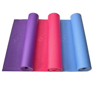 Above Edge 5mm Yoga Mat with Carrying Case