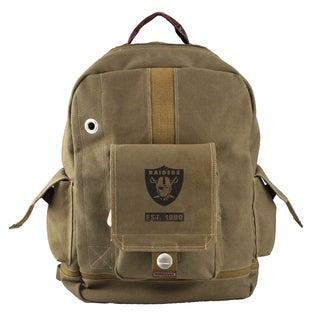 Little Earth Oakland Raiders Prospect Backpack