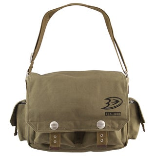 Little Earth Anaheim Ducks Prospect Messenger Bag