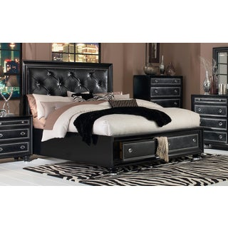 Magnussen Onyx Island Bed with Storage