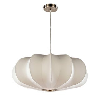Legion Furniture Pendants 24-inch Ceiling Cocoon Lamp