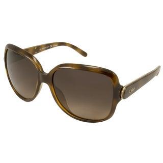 Chloe Women's CE655S Rectangular Sunglasses