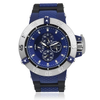 Invicta Men's 17114 'Subaqua' Multifunction Quartz Watch