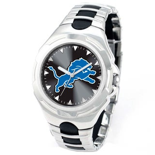 Game Time Men's Detroit Lions Victory Watch