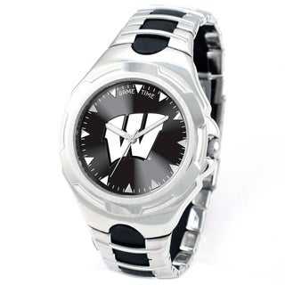 Game Time Men's Wisconsin Badgers Victory Watch