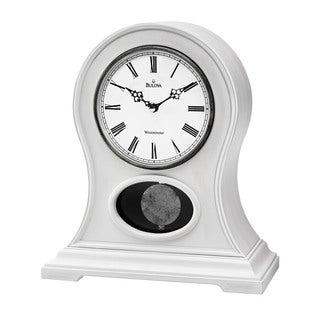 Bulova Allarie II Chiming Mantel Clock