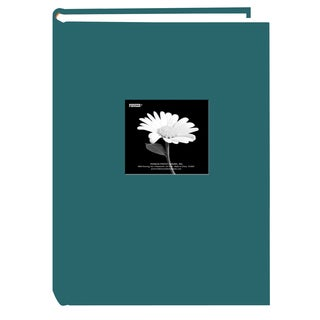 Pioneer Photo Albums 300 Pocket Teal Fabric Frame Cover Album (Pack of 2)