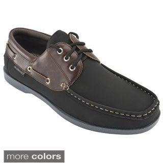 Akademiks Men's Jake-01 Boat Shoes
