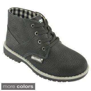 Akademiks Toddler Boys' Terry-01 Chukka Boots