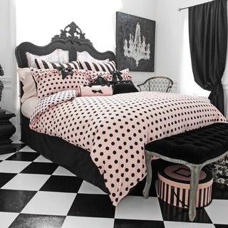 Wake Up Frankie Left Bank Collection Comforter Set