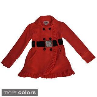 Girl's Sophie Pea Coat