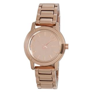 DKNY Women's NY2181 Tompkins Rose Goldtone Stainless Steel Watch