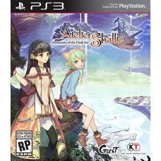 PS3 - Atelier Shallie: Alchemists of the Dusk Sea