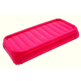 Air Cloud Child's Violet Twin-size Air Bed