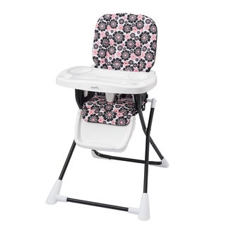 Evenflo Compact Fold High Chair in Penelope