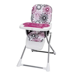 Evenflo Compact Fold High Chair in Carolina