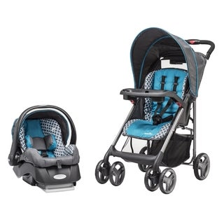 Evenflo JourneyLite Travel System with Embrace in Monaco