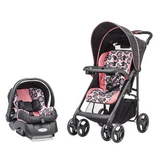 Evenflo JourneyLite Travel System with Embrace in Penelope