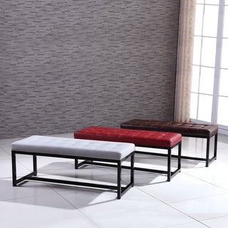 Metal Ottomans Overstock Shopping The Best Prices Online