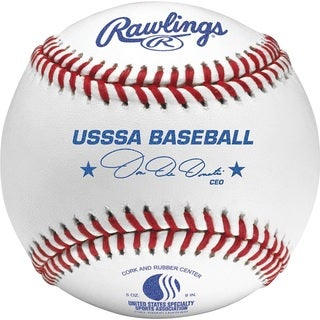 Rawlings USSSA Competition Grade Baseball (Pack of 12)