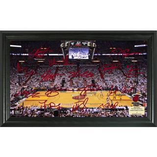 NBA Miami Heat Signature Court