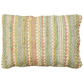 LNR Home Contemporary Jade 16 x 24 Throw Pillow