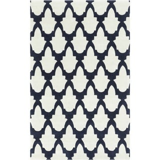 Hand-tufted Eloise Polyester Rug (9' x 13')