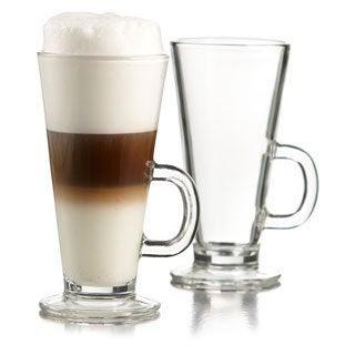 Tall Boy 9.5-ounce Irish Coffee Mugs (Set of 4)
