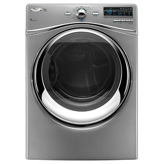 Whirlpool Stainless Steel Laundry Gas Dryer