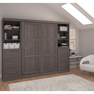 """Pur by Bestar 109"""" Full Wall Bed Kit"""