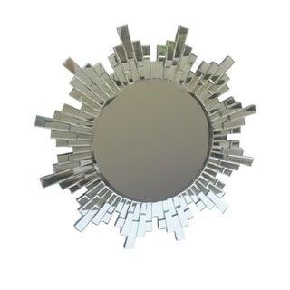 Glass Shpitz Wall Mirror